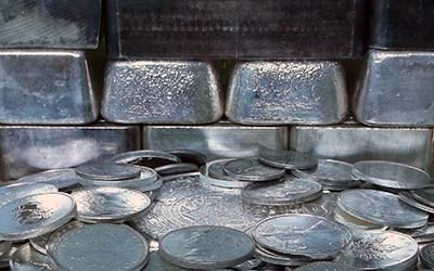 Георгий Победоносец серебряна монета история создания