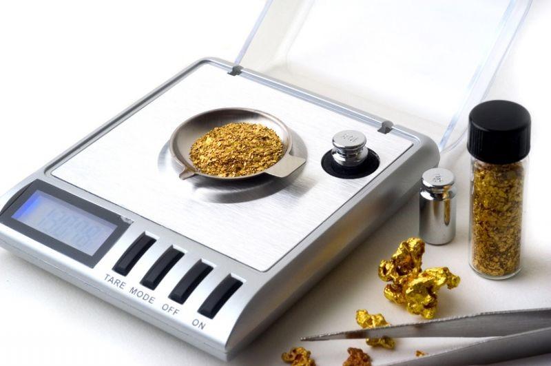 Как можно определить содержание золота в домашних условиях